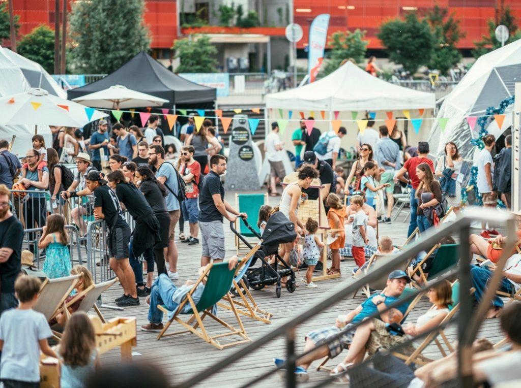 Makerland festival DIY familial Strasbourg