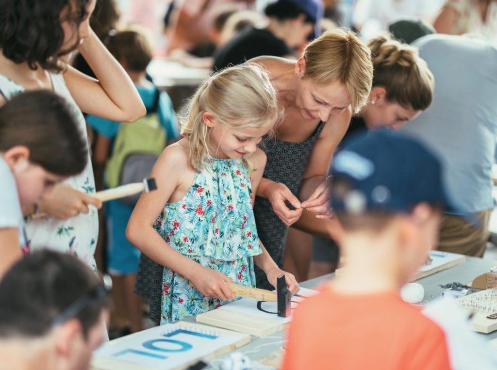 Makerland Festival DIY Familial